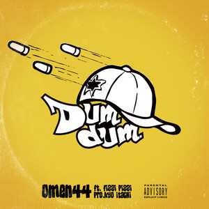"【再入荷/7""】Omen44 - Dumdum feat. Fizzi Pizzi Produced by Kyo Itachi"