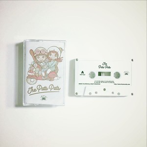 THE PATS PATS / THE PATS PATS (Cassette + DLコード)
