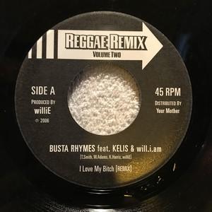 7'EP / Busta Rhymes feat. Kelis & will.i.am / I Love Bitch -Remix-