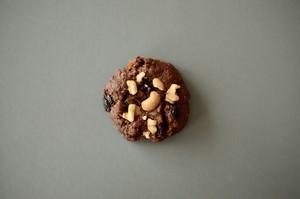 身体に優しいオーガニック酵母チョコクッキー
