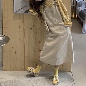 ラテジャンパースカート U3603