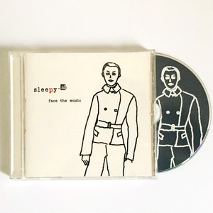 sleepy.ab / face the music - CD-