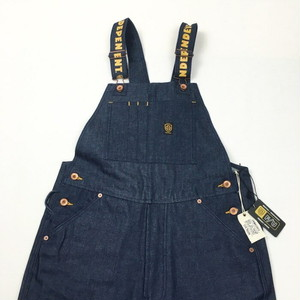 BRIXTON×INDEPENDENT / YARD DENIM OVEREALL