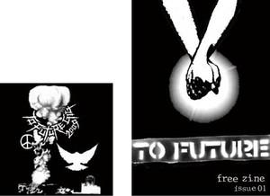 V.A - TO FUTURE GIG 2009(CD+FANZINE)