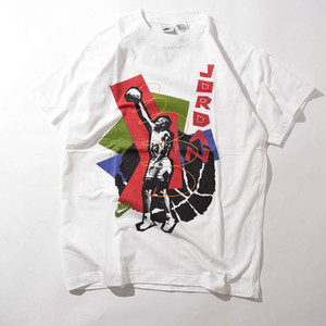【Sサイズ】NIKE ナイキ JORDAN ジョーダン Tee Tシャツ 662101 WHITE ホワイト シミ 243301190326