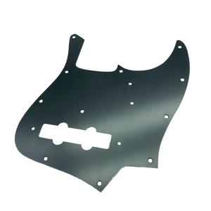 VARIOUS ANODISED PICK GUARD SERIES - 60s J-type - Black ベース用アノダイズドピックガード