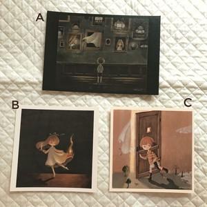 大判カード A.B.C