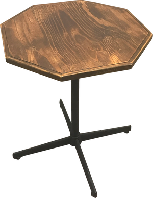 OCTAGON TABLE