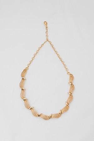 【Run Rabbit Run Vintage 】Gold necklace