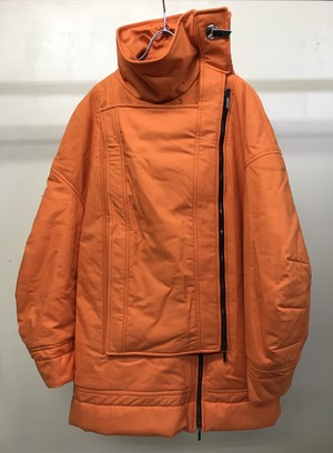 CHALAYAN LAYER PADDED JACKET CAROT