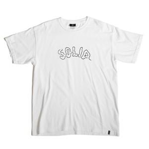 SOLID SA-076 kobu designプリントTEE ソリッドジャパン 金尾レオ