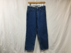 WESTOVERALLS 801S STRAIGHT DENIM PANTS BIO BLUE""