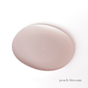 oval plate_L