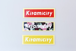 【NEW】KITAMICITY STICKER SET