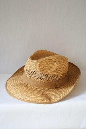 フランス ストローハットFrench Straw hat / an-15001
