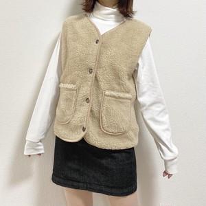 boa vest《D-7》