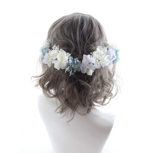 Bridal ヘッドドレス* something blue