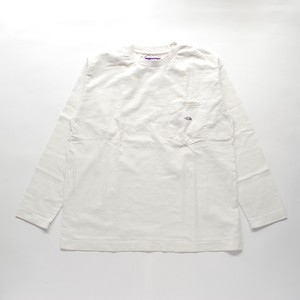 THE NORTH FACE PURPLE LABEL 7oz L/S Pocket Tee