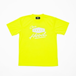 CRATE Mesh T-Shirts Yellow