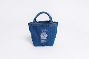 TAKECO1982オリジナルトートbag(刺繍入|小)