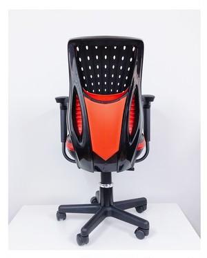 TK-Z8500 椅子 オフィスチェア ファイヤーレッド 日本国内生産
