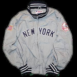 """""""Majestic N.Y. Yankees"""" Vintage Nylon Jacket Used"""