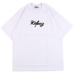 ALL GOOD STORE × KEBOZ CT HEAVY WEIGHT S/S TEE (WHITE)