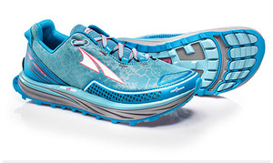 【ALTRA】 TIMP Trail Women (Sky Blue)