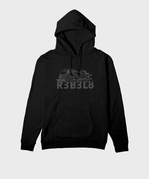 REBEL8 x Bow3ry Sacrifice Pullover