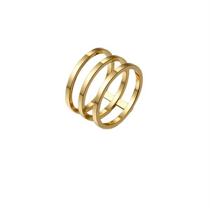 3 line ring