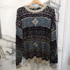design acrylic knit