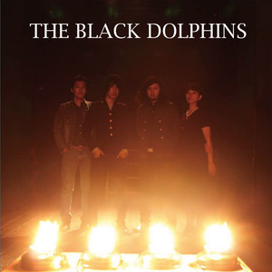 1st full album「THE BLACK DOLPHINS」