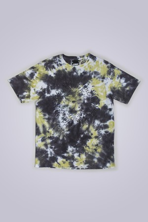 P.A.M. (Perks And Mini) / CLOUDY MESSAGES TIE DYE SS TEE