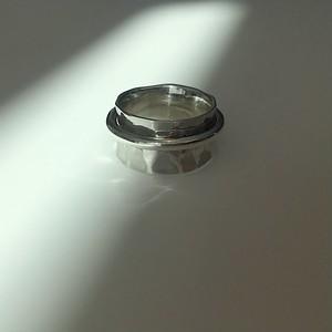 Silver925 obi ring 0022