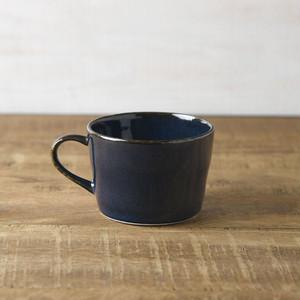 北欧ブルー 深ブルー コーヒーカップ