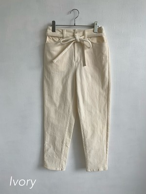Bilitis dix-sept ans   Tapered Pants (Coduroy)