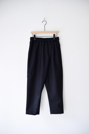 【ORDINARY FITS】TWIST PANTS WOOL/OF-P039