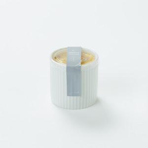 カステラバニラプリン-スペキュロス風味-【3個入り】