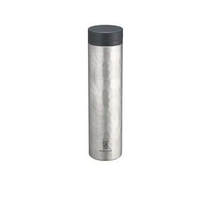 SEVEN SEVEN (セブンセブン) tsutsu tumbler (ツツ タンブラー) ステンレス真空ボトル・タンブラー ( Voronoi Silver) 【500ml】