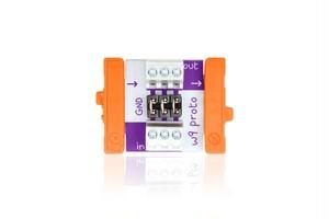 littleBits W9 PROTO BIT リトルビッツ プロト【国内正規品】