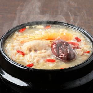 【冷凍】煮込み参鶏湯