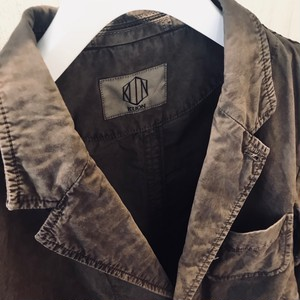KUON 泥染めジャケット