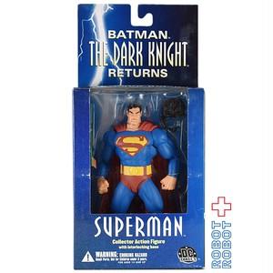 DCダイレクト バットマン ダークナイト リターンズ スーパーマン アクションフィギュア6インチ