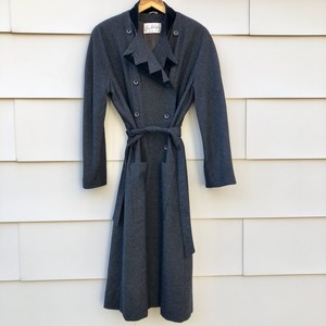 Amelia Gray × Valentino Wool Coat