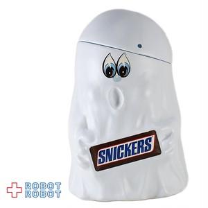 スニッカーズ ハロウィンゴースト お菓子容器