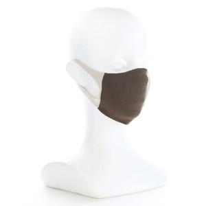 3Dニットマスク(ツートンカラー)