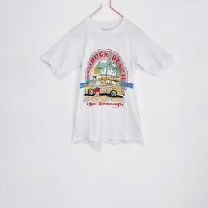 ◼︎80s vintage THE FLiNTSTONES BEACH T-shirts from U.S.A.◼︎