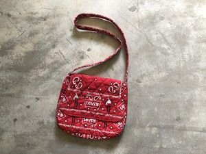Vintage Levis Fabric Remake One Shoulder Bag