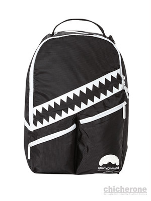 【SPRAY GROUND】ALL DAY backpack BLACK