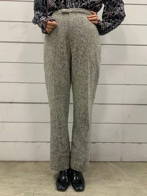 (TOYO) design flare pants